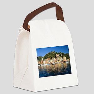 Portofino, Italy Canvas Lunch Bag