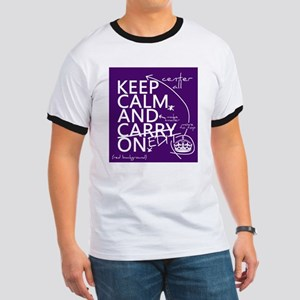 Keep Calm and Edit On T-Shirt