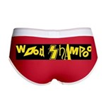 Official Wood Shampoo Logo Panties