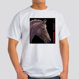 Rodeo Cowboys-Cowgirls Light T-Shirt