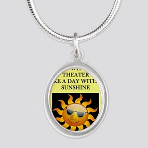 THEATER Necklaces