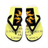 Poet Flip Flops