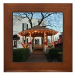 Dover Gazebo Framed Tile