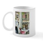 Coffee & Beignets Mug