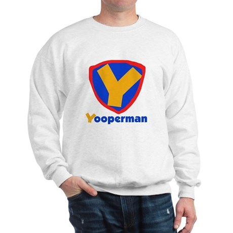 YooperMan Sweatshirt