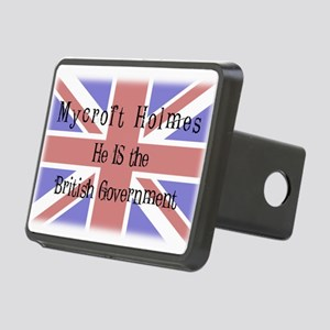 The British Government Hitch Cover