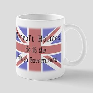 The British Government Mug