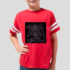 baphomeblkshirt Youth Football Shirt