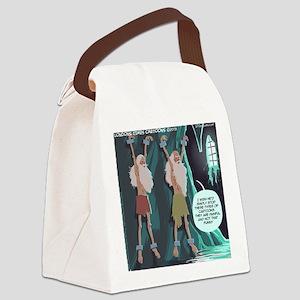 Chain Pain Prison Canvas Lunch Bag