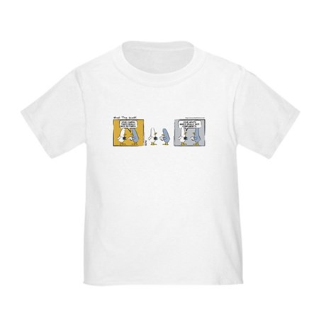 "WTD: ""Mind Over Matter"" Toddler T-Shirt"