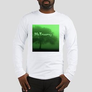 McTreemy Long Sleeve T-Shirt