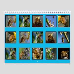 Busy Bee Wall Calendar