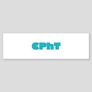 CPhT Bumper Sticker