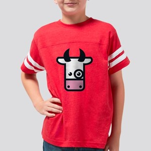 Cow / Kuh / Vache / Vaca / Va Youth Football Shirt