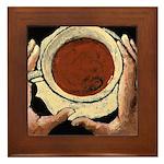 Cafe Framed Tile