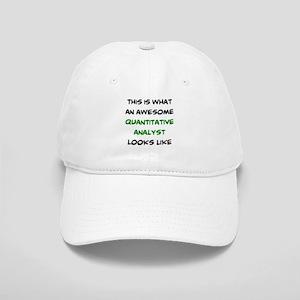 awesome quantitative analyst Cap