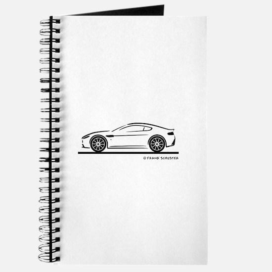 Aston Martin Vantage S Journal