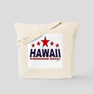 Hawaii Paradise Nice Tote Bag
