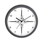 Ibanez Numbered Wall Clock