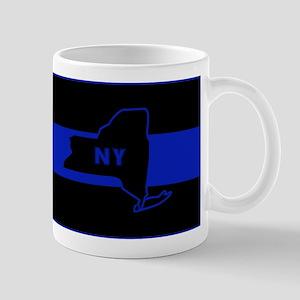 ThinBlueLineNewYorkState Mug