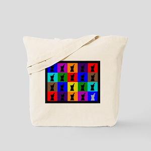 Pharm D blanket Black Tote Bag