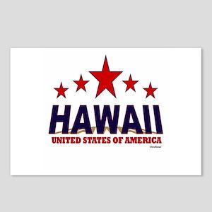 Hawaii U.S.A. Postcards (Package of 8)