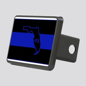 Thin Blue Line Florida Hitch Cover