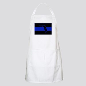 Thin Blue Line Florida Apron