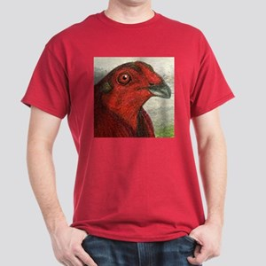 Red Gamecock Dark T-Shirt