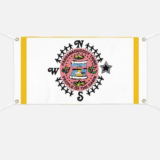 Passamaquoddy Flag