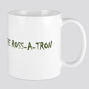 The Ross-a-tron Mug