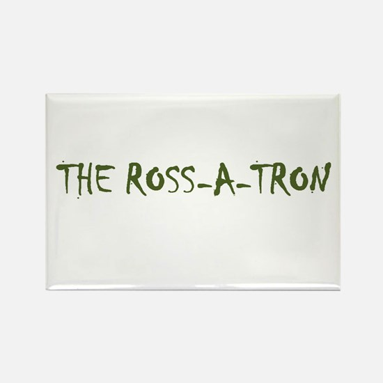 The Ross-a-tron Rectangle Magnet