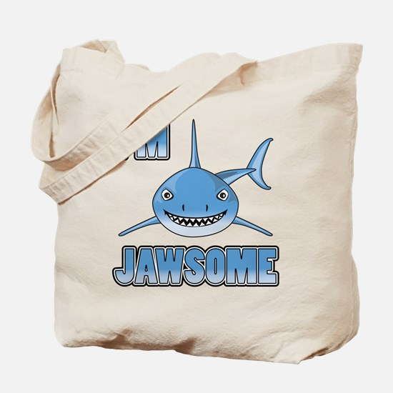 Im Jawsome Tote Bag