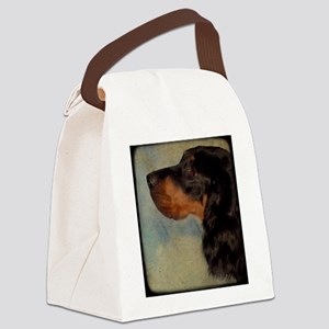 Sweet Gordon Canvas Lunch Bag