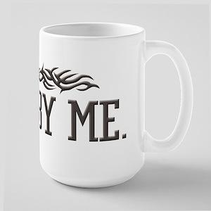 BODY BY ME Large Mug