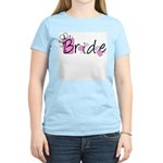 Pink Lady Bride Women's Light T-Shirt