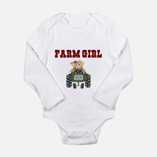 FARM GIRL Body Suit