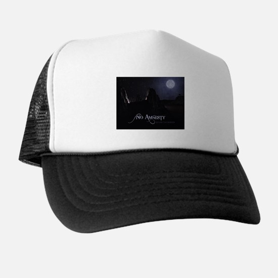 Secure The Border Trucker Hat