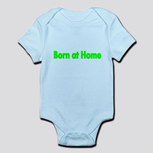Born at home 2 Body Suit