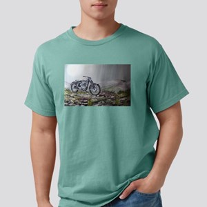 motorcycle Mens Comfort Colors Shirt