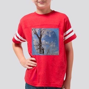 Vert Wall Cal Dec 11x11_medid Youth Football Shirt