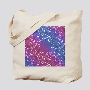 Little Swimmers - Blue/Pink Tote Bag