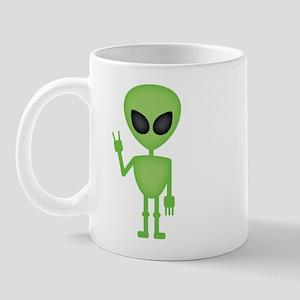 Aliens Rock Mug