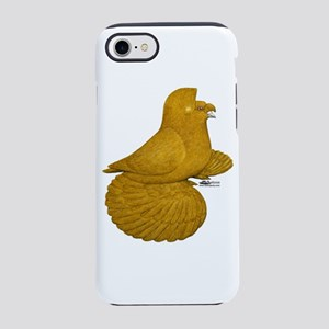 Trumpeter Pigeon Yellow Iphone 7 Tough Case