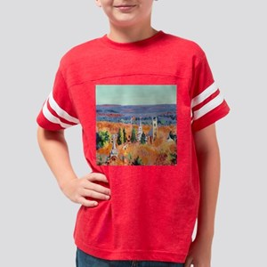 Newtown square Youth Football Shirt