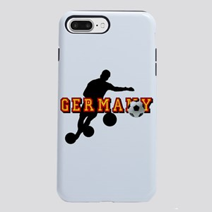 Germany Soccer iPhone 7 Plus Tough Case