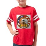 vietnam vet OES SHIRT copy Youth Football Shirt