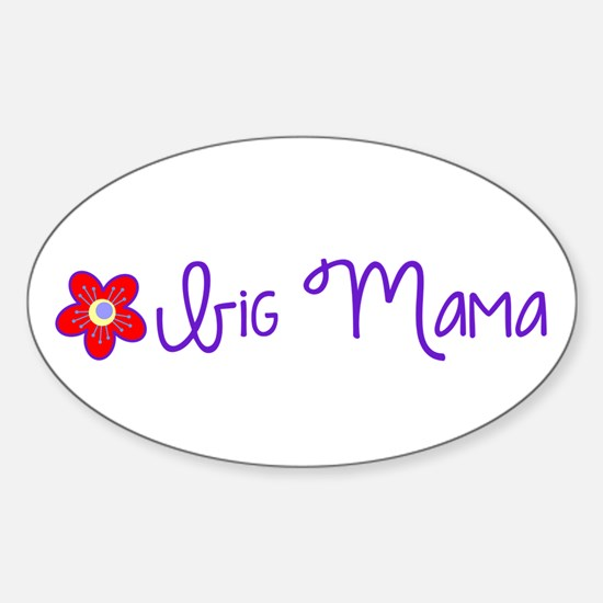 Big Mama Decal