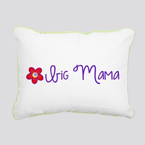 Big Mama Rectangular Canvas Pillow
