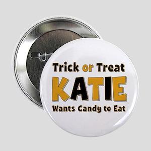 Katie Trick or Treat Button